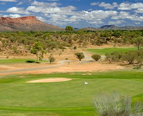 Alice Springs Golf Club - Tourism Gold Coast