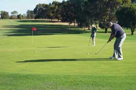 Waikerie Golf Club - Tourism Gold Coast