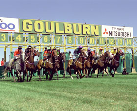 Goulburn and District Racing Club - Tourism Gold Coast