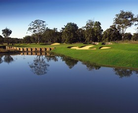 Kooindah Waters Golf Club - Tourism Gold Coast