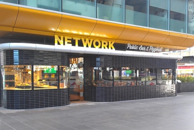 Network Public Bar & Pizzeria