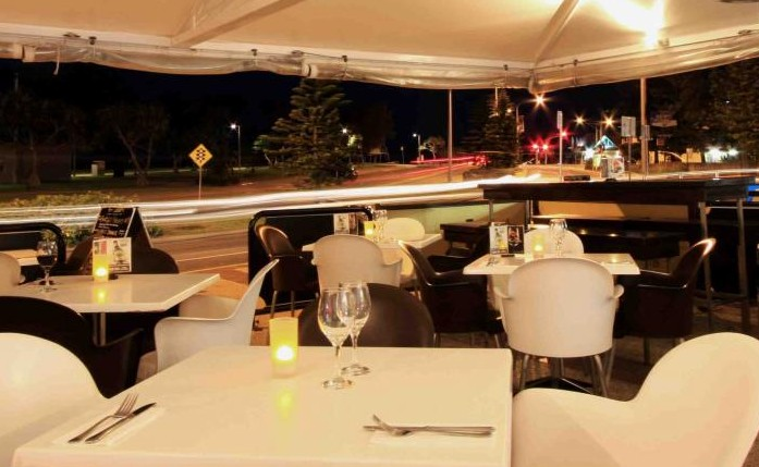 Cafe Fresh Lounge Bar  Shinsen Restaurant - Tourism Gold Coast