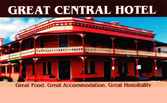 Great Central Hotel - Tourism Gold Coast