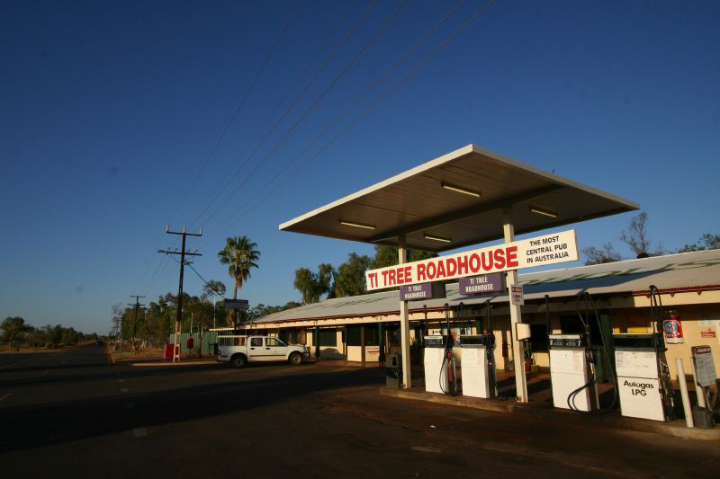 Ti Tree Roadhouse - Tourism Gold Coast