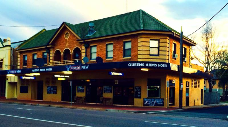 Queens Arms Hotel - Tourism Gold Coast