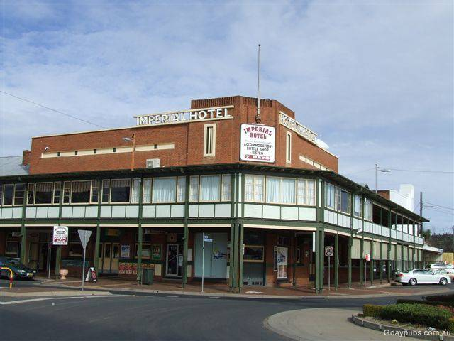 Imperial Hotel Coonabarabran - Tourism Gold Coast