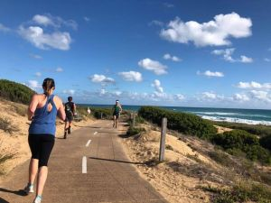 10 kilometre Handicap - Blue Hole - Tourism Gold Coast