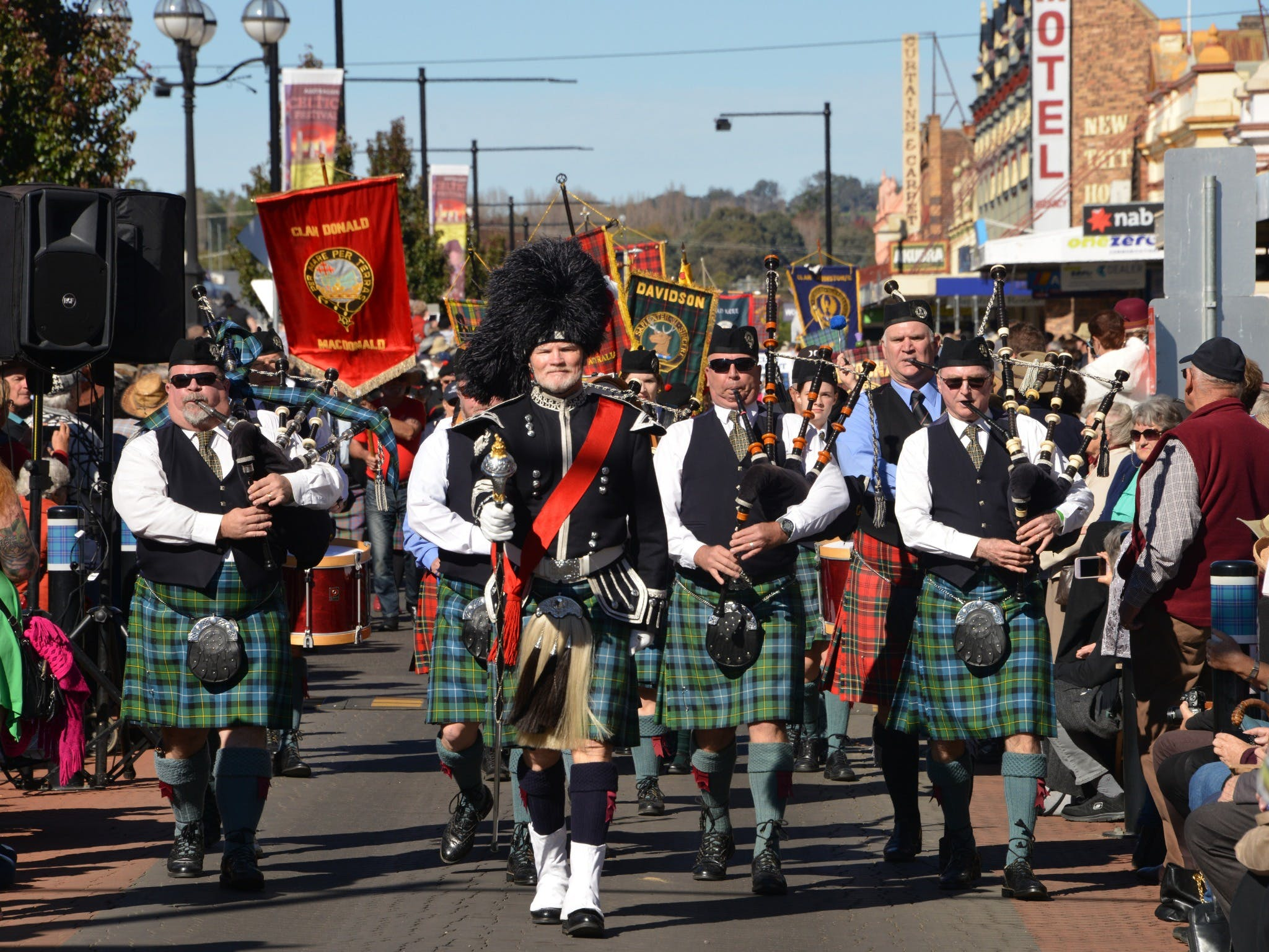 Australian Celtic Festival - Tourism Gold Coast