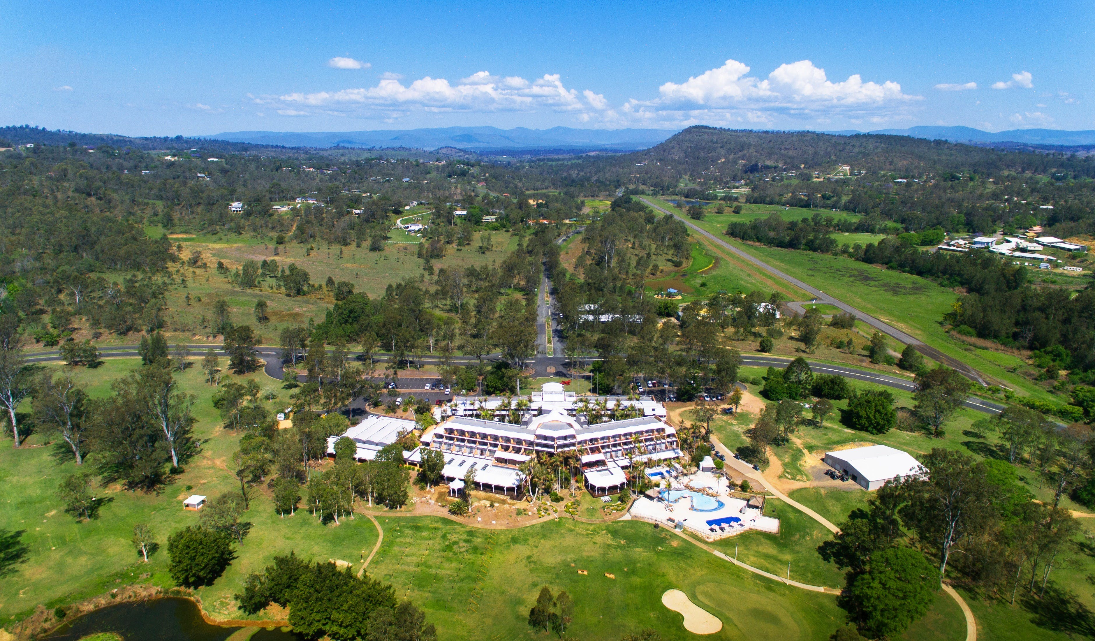 Christmas In July at The Kooralbyn ValleyResort - Tourism Gold Coast