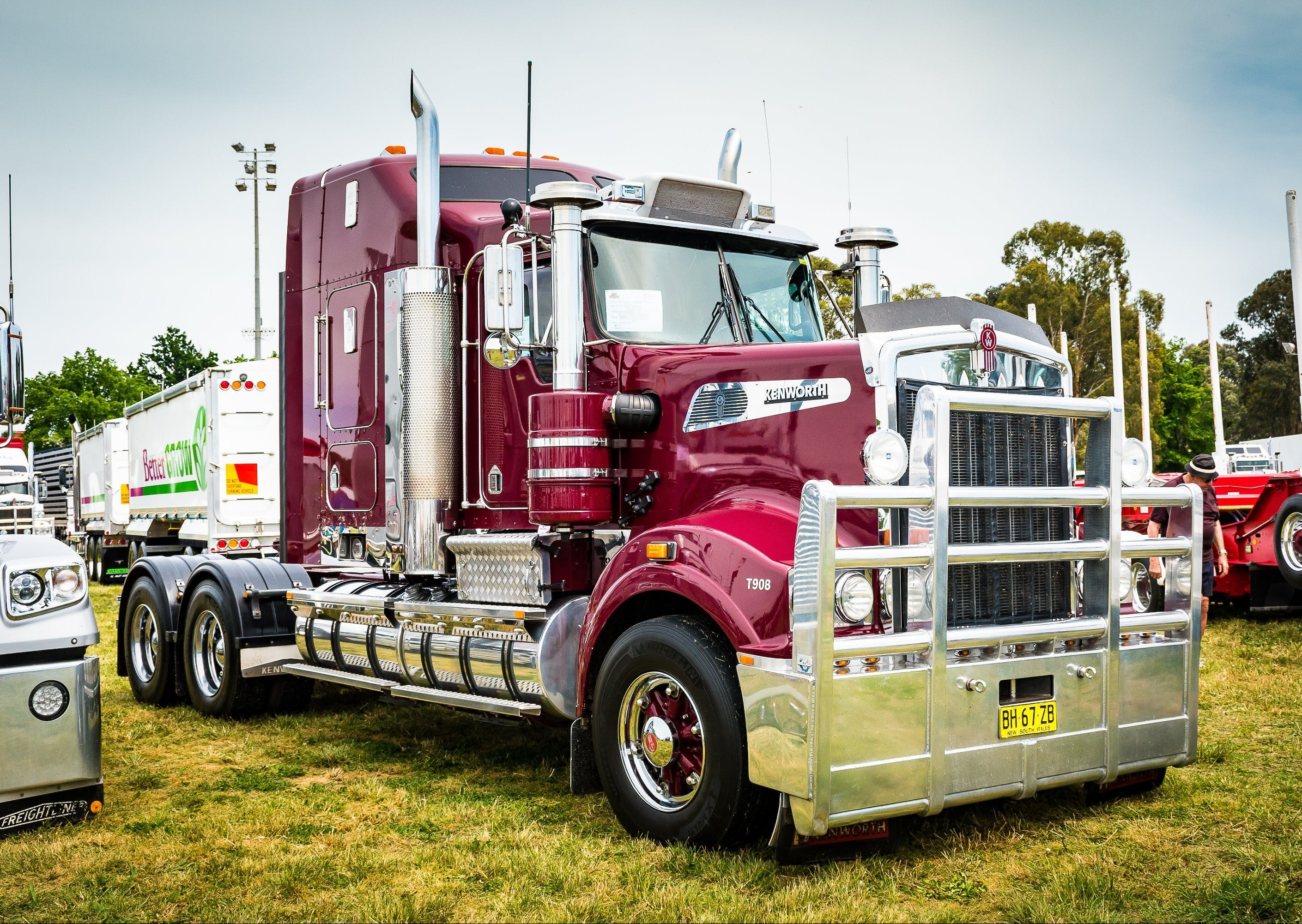 Dane Ballinger Memorial Truck Show - Tourism Gold Coast