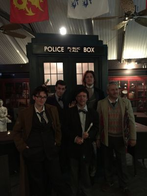 Dr Who Quiz Night - Tourism Gold Coast