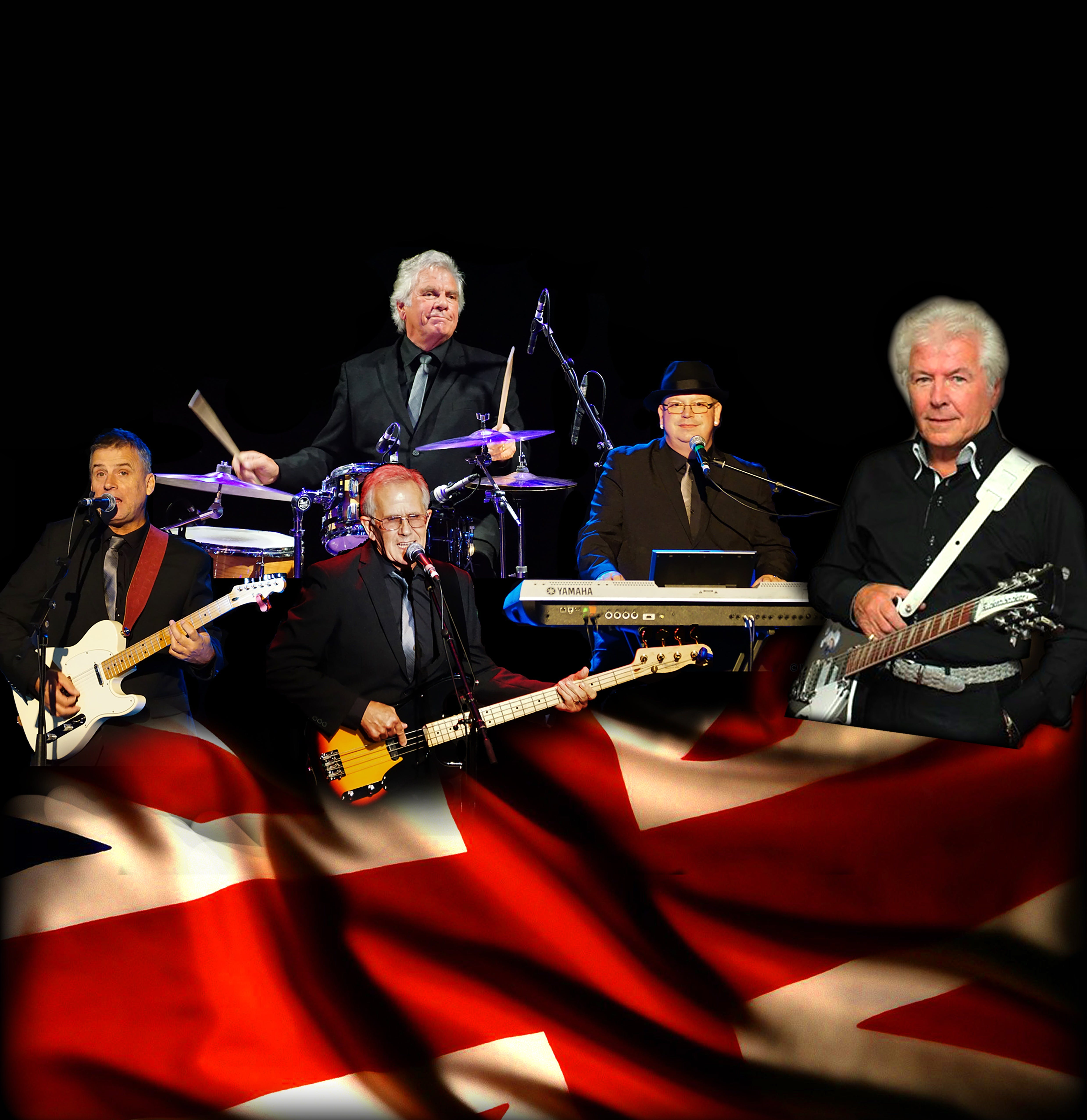 Herman's Hermits with Special Guest Mike Pender - The Six O'Clock Hop - Tourism Gold Coast