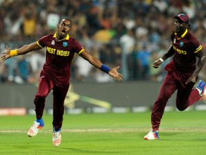 ICC Men's T20 World Cup - West Indies v Qualifier B2 - Tourism Gold Coast