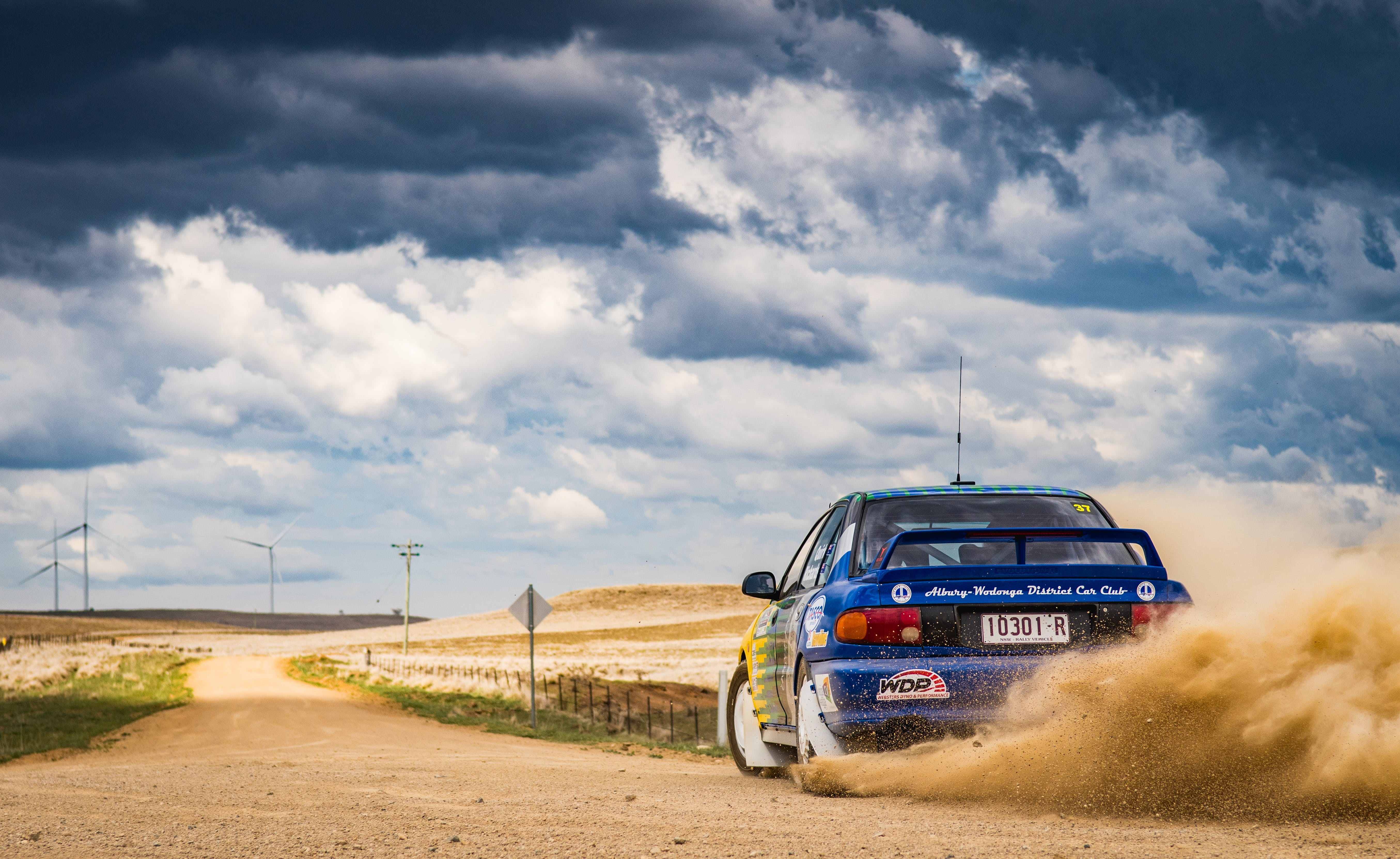 Kosciuszko Automotive Monaro Stages Rally - Tourism Gold Coast