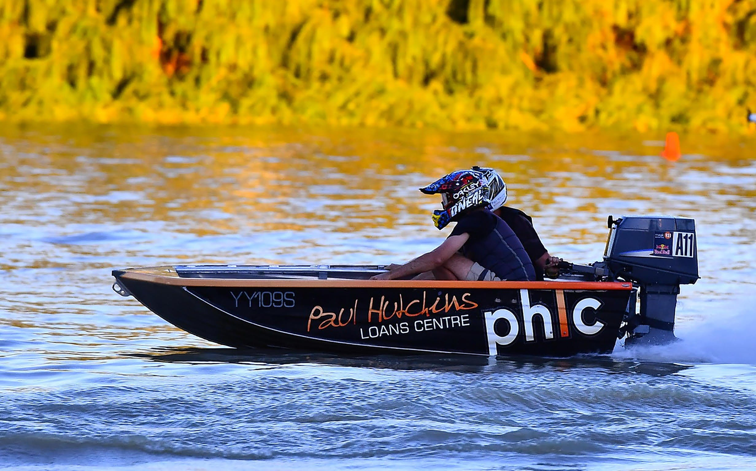 Round 6 Riverland Dinghy Club - The Paul Hutchins Loan Centre Hunchee Run - Tourism Gold Coast