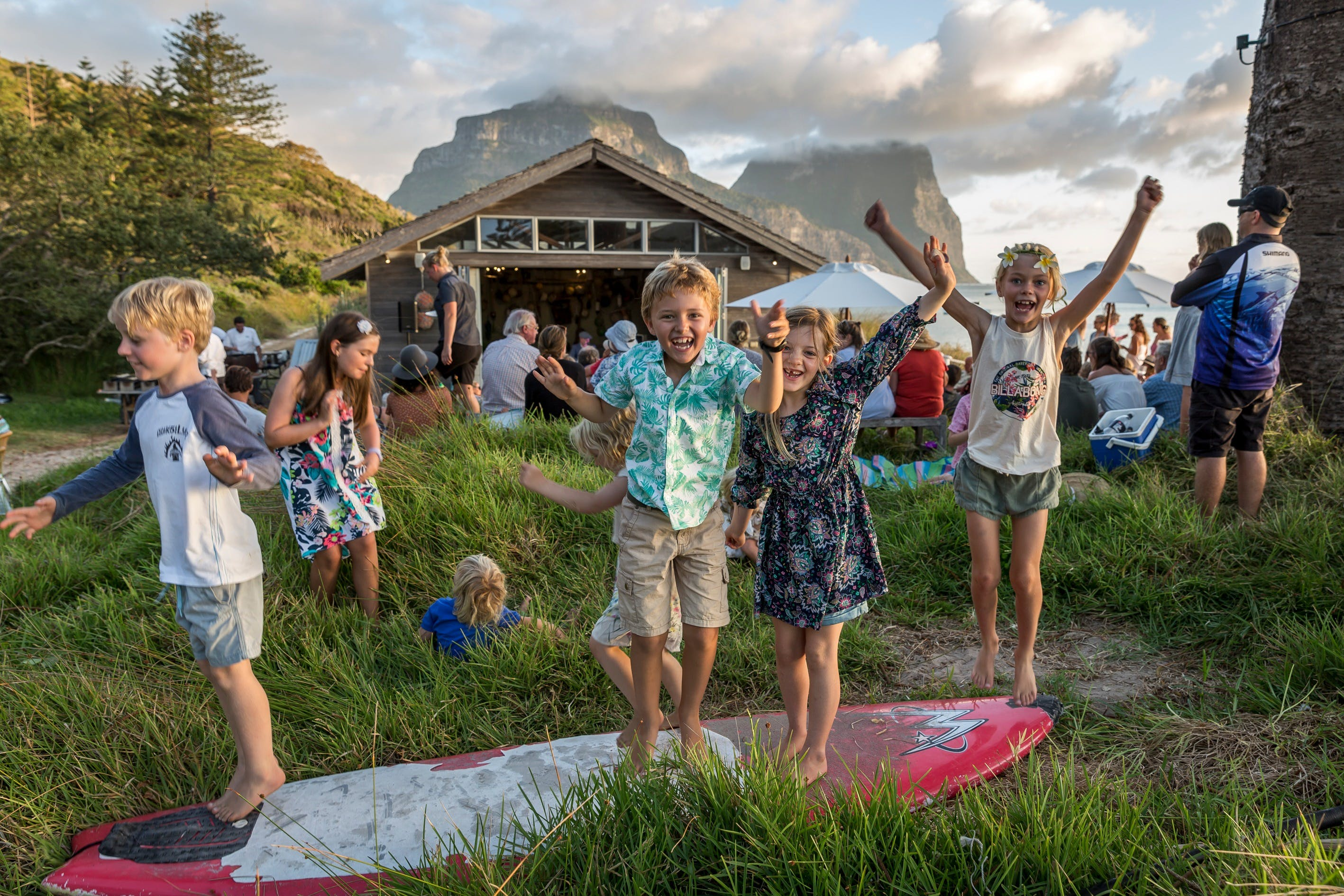 Spring Festival of Lord Howe Island - Tourism Gold Coast
