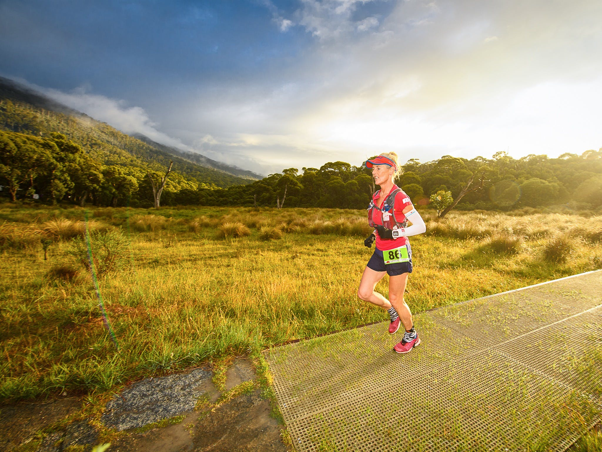 Trail Run Australia  Snowy Mountains - Tourism Gold Coast