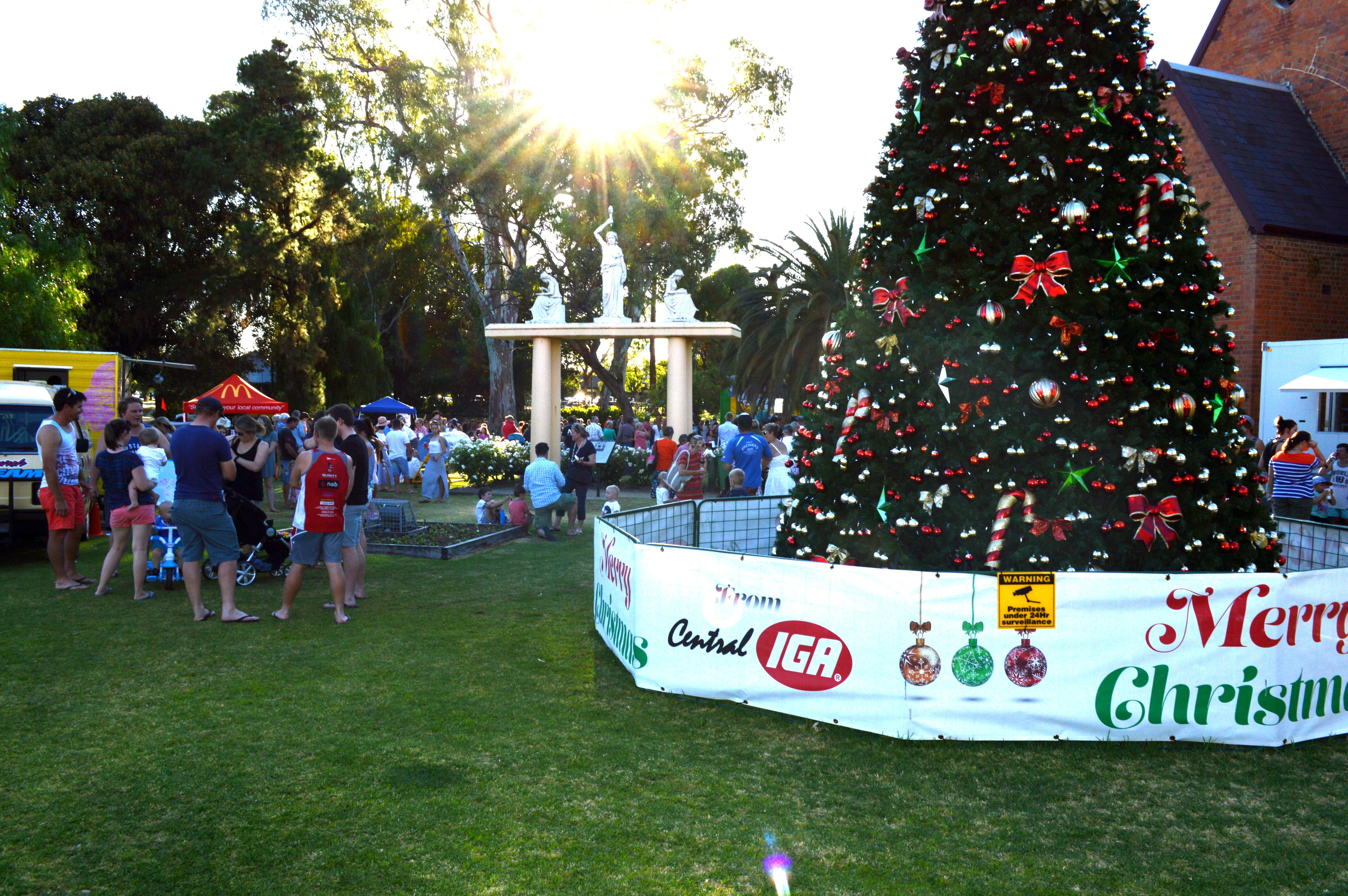 Community Christmas Party and Carols by Candlelight - Tourism Gold Coast