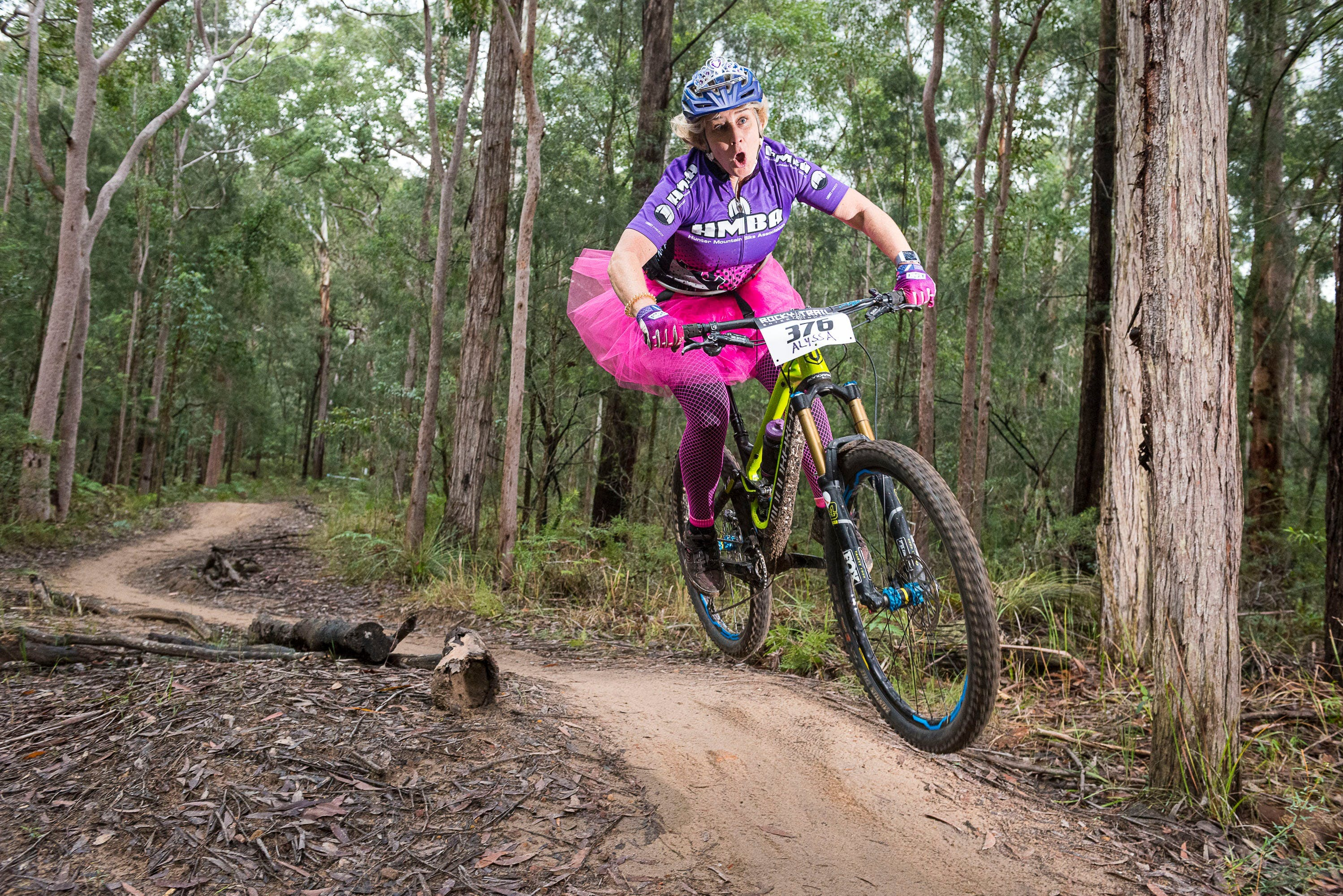 Diamonds in the Dirt Women's Only MTB Event - Tourism Gold Coast