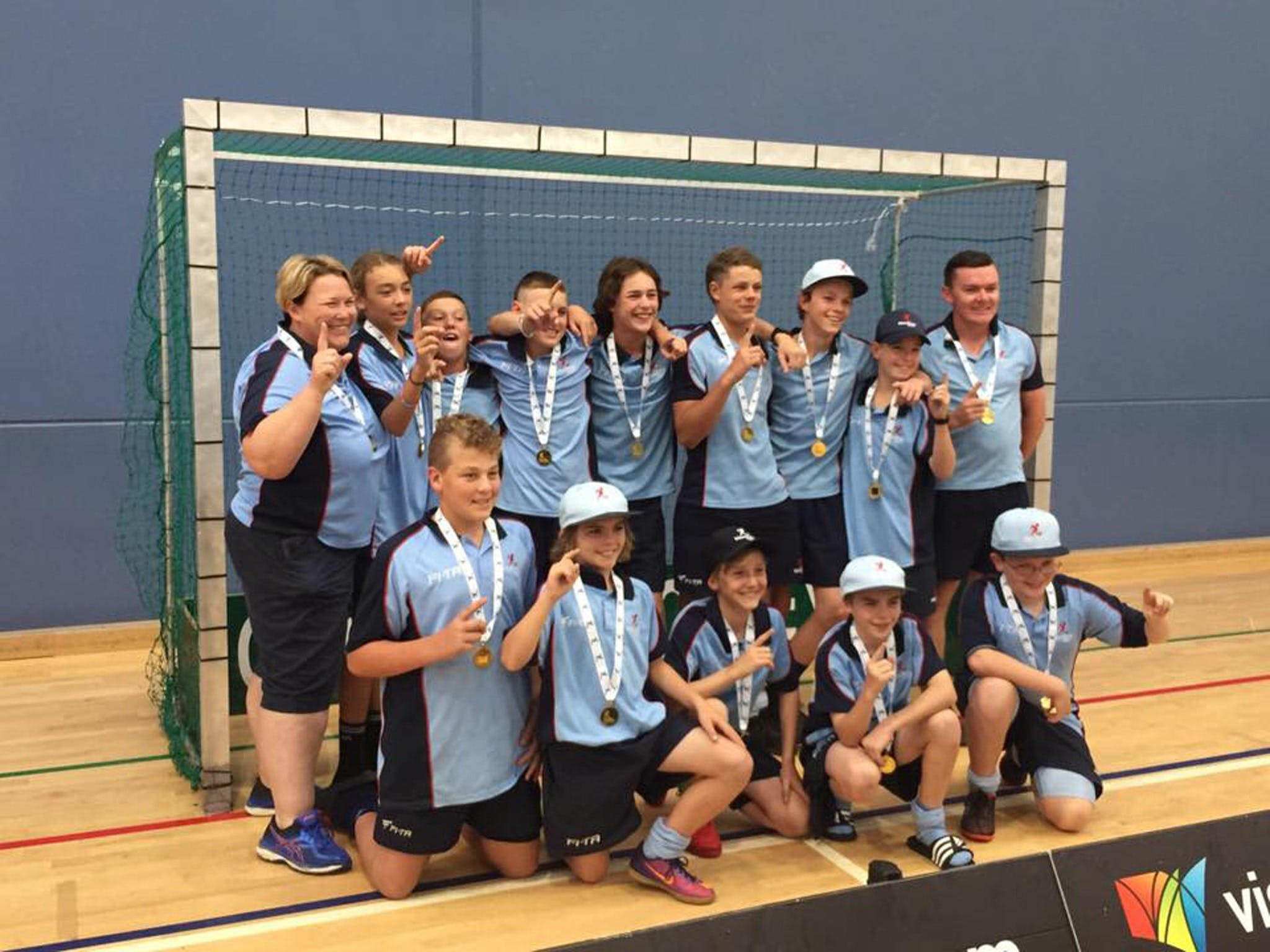 Hockey NSW Indoor State Championship  Under 18 Boys - Tourism Gold Coast