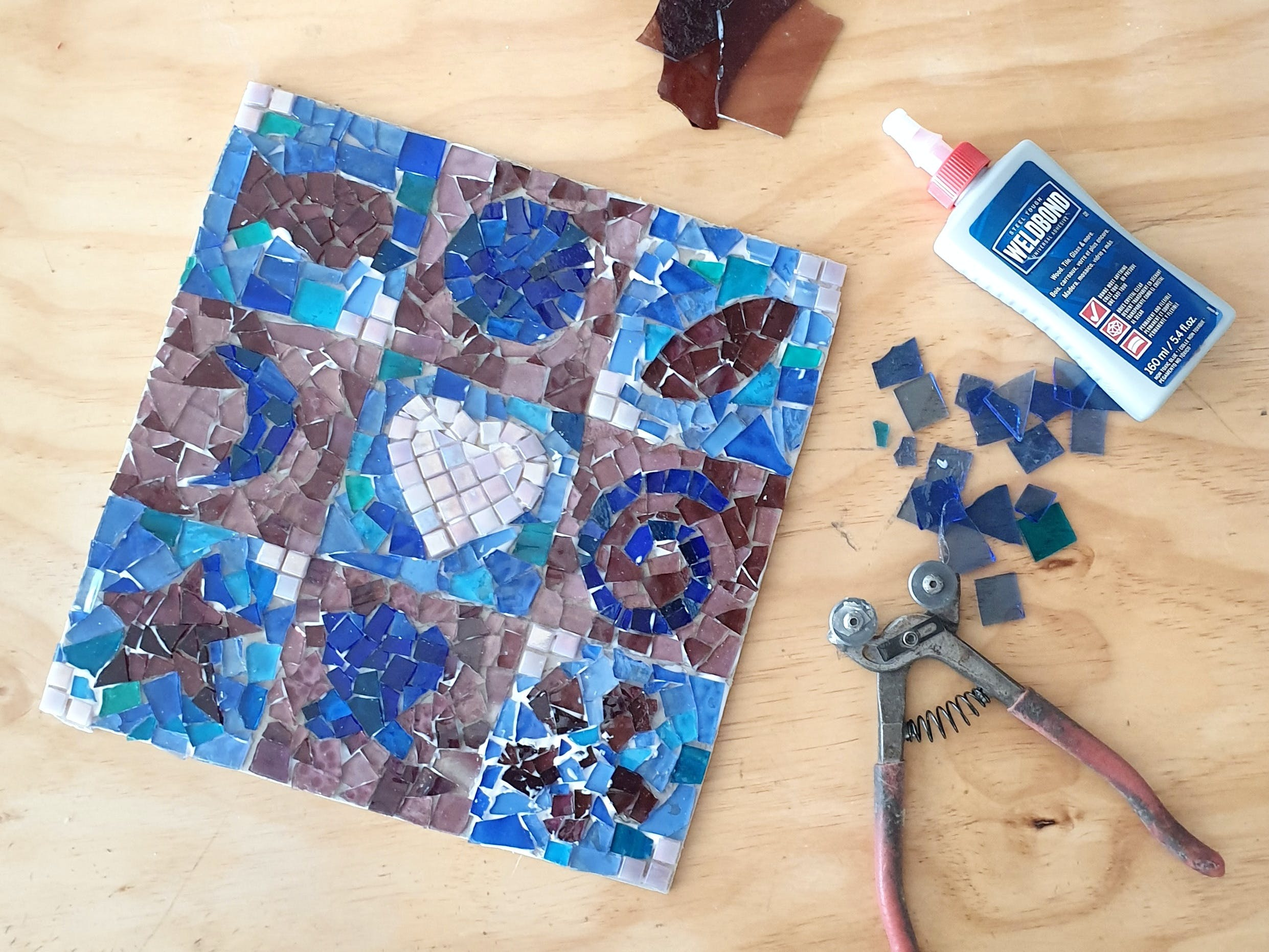 Intro to Mosaics Weekend with Leadlight By Ettore - Tourism Gold Coast