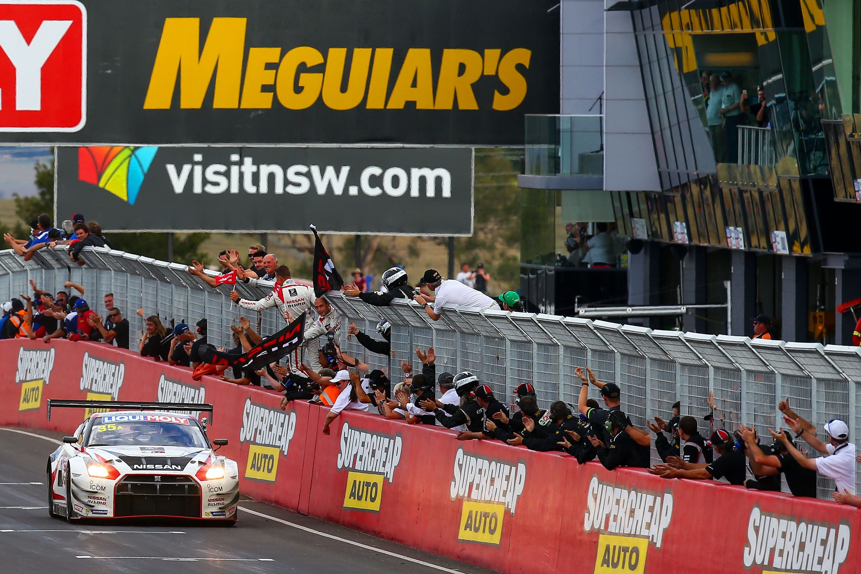 Liqui-Moly Bathurst 12 Hour - Tourism Gold Coast