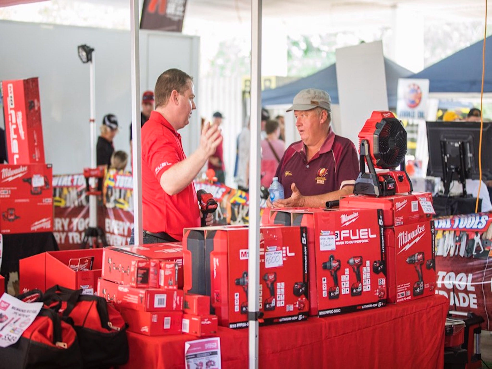 Mackay Weekend Warrior Expo by Big Boy Toys - Tourism Gold Coast