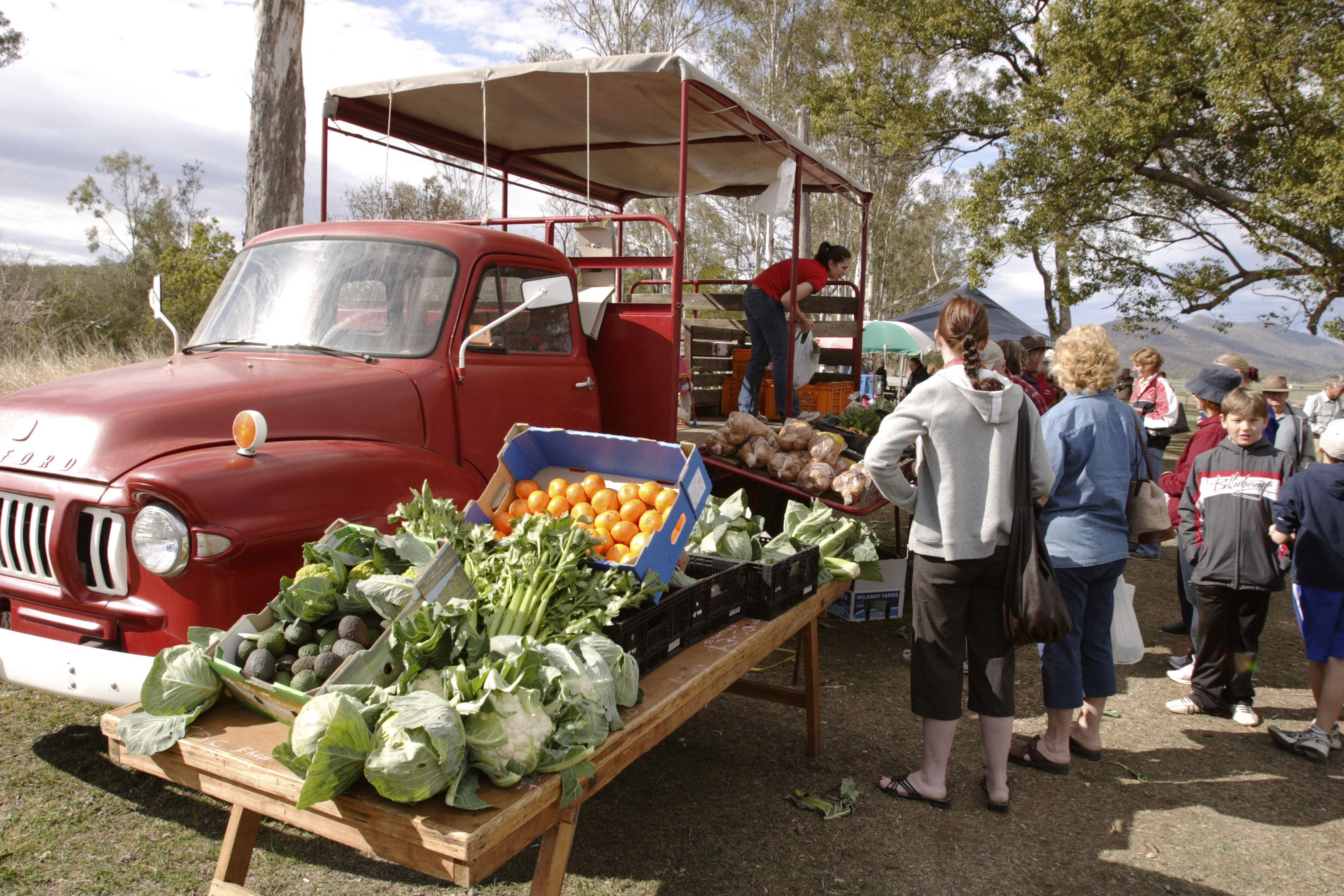 Murphys Creek Markets - Tourism Gold Coast
