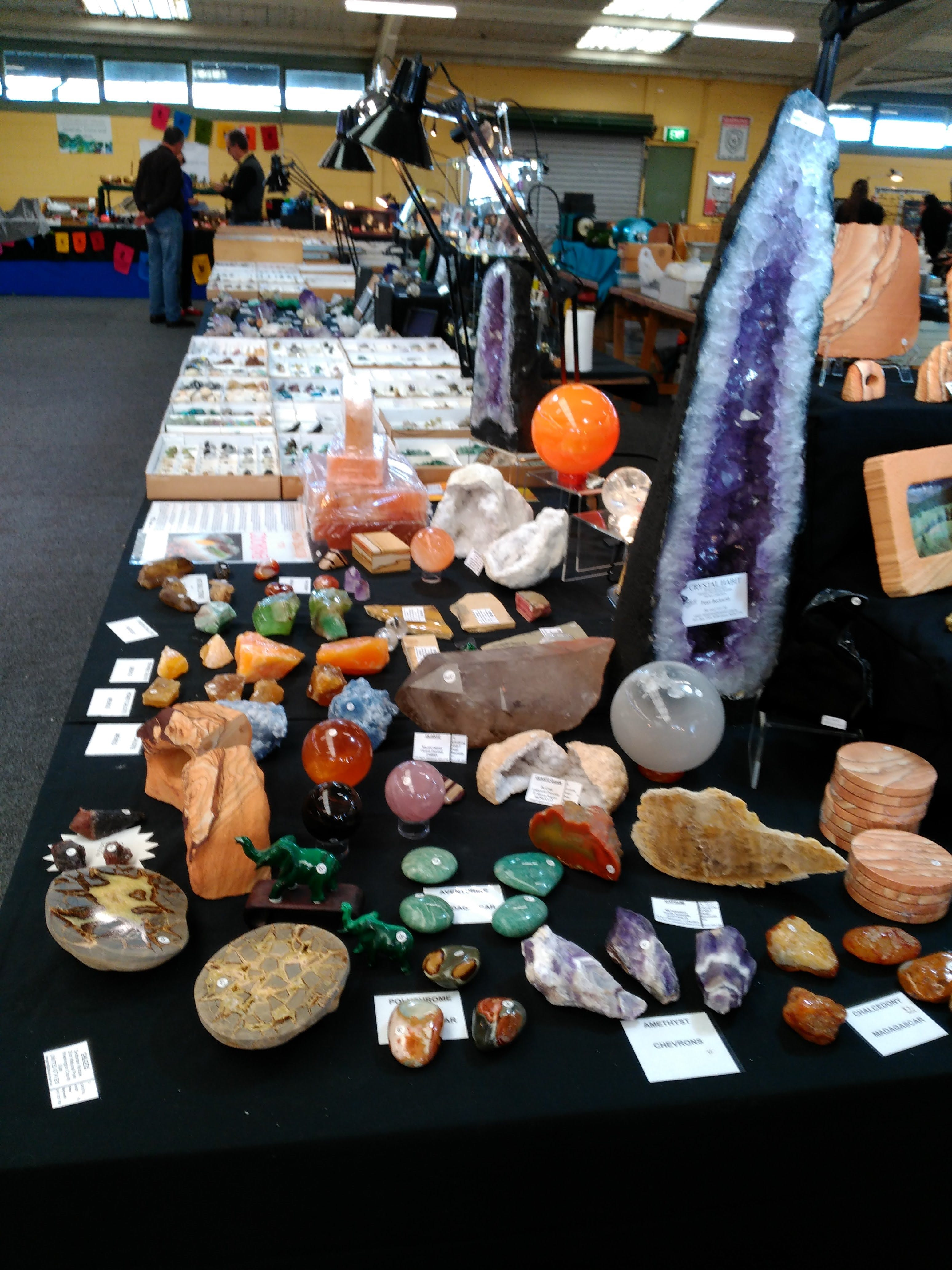 National Gem And Crystal Expo - Tourism Gold Coast