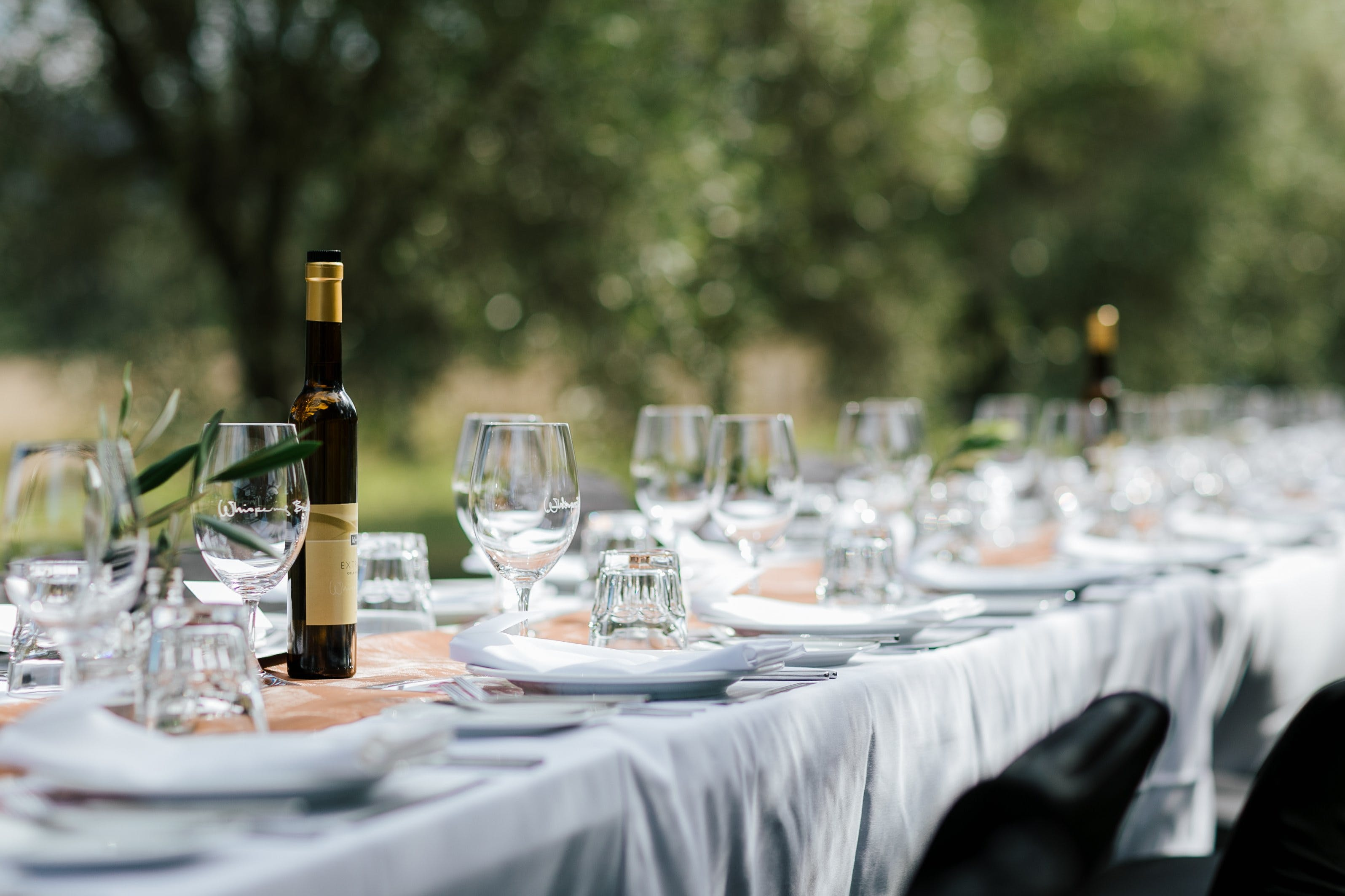 Whispering Brook Olive Long Table Luncheon - Tourism Gold Coast