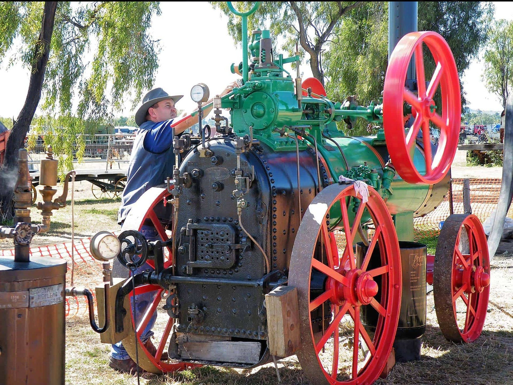 9th Biennial Queensland Heritage Rally - Tourism Gold Coast