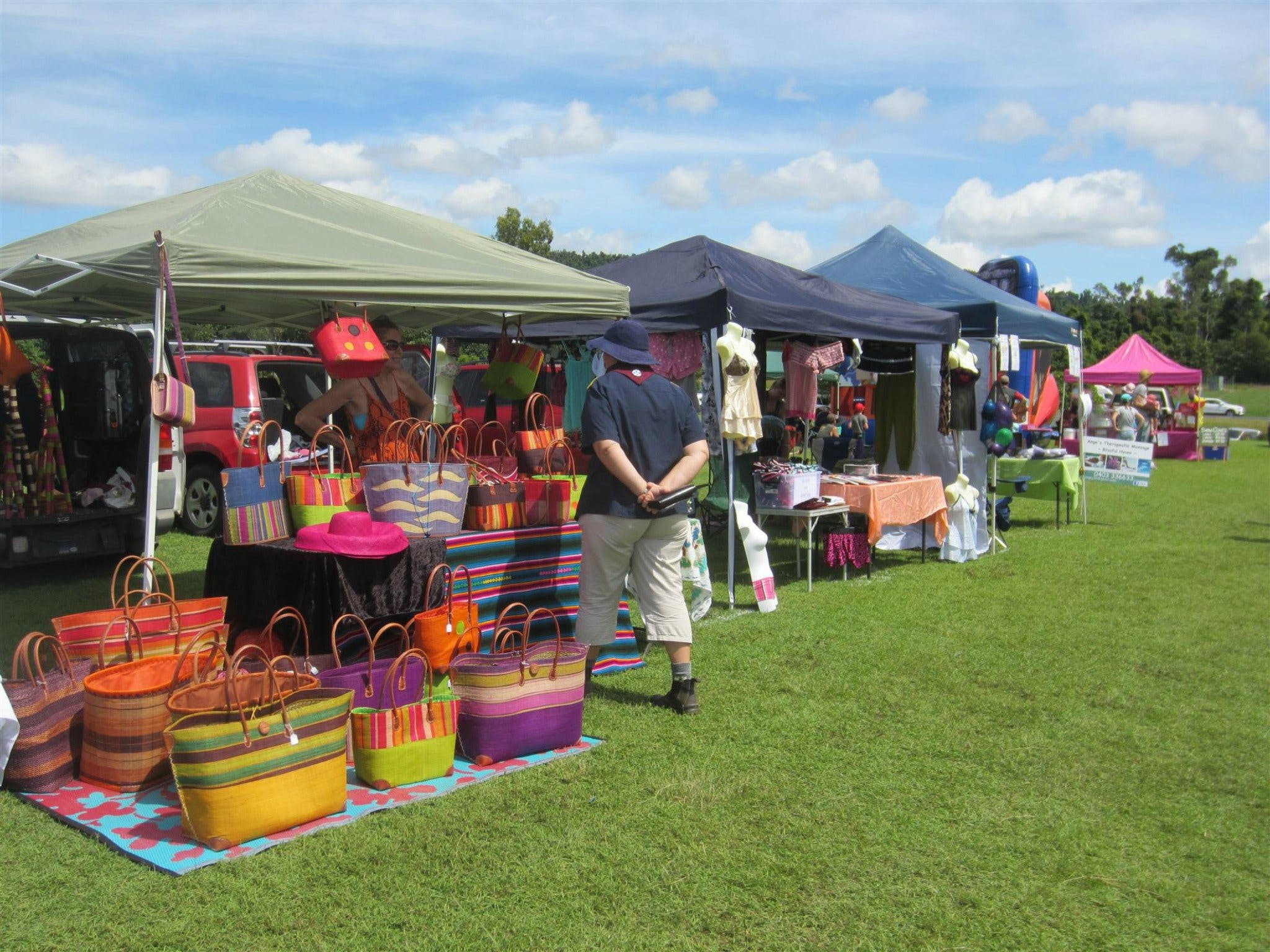 Anglican Church Market Day - Tourism Gold Coast