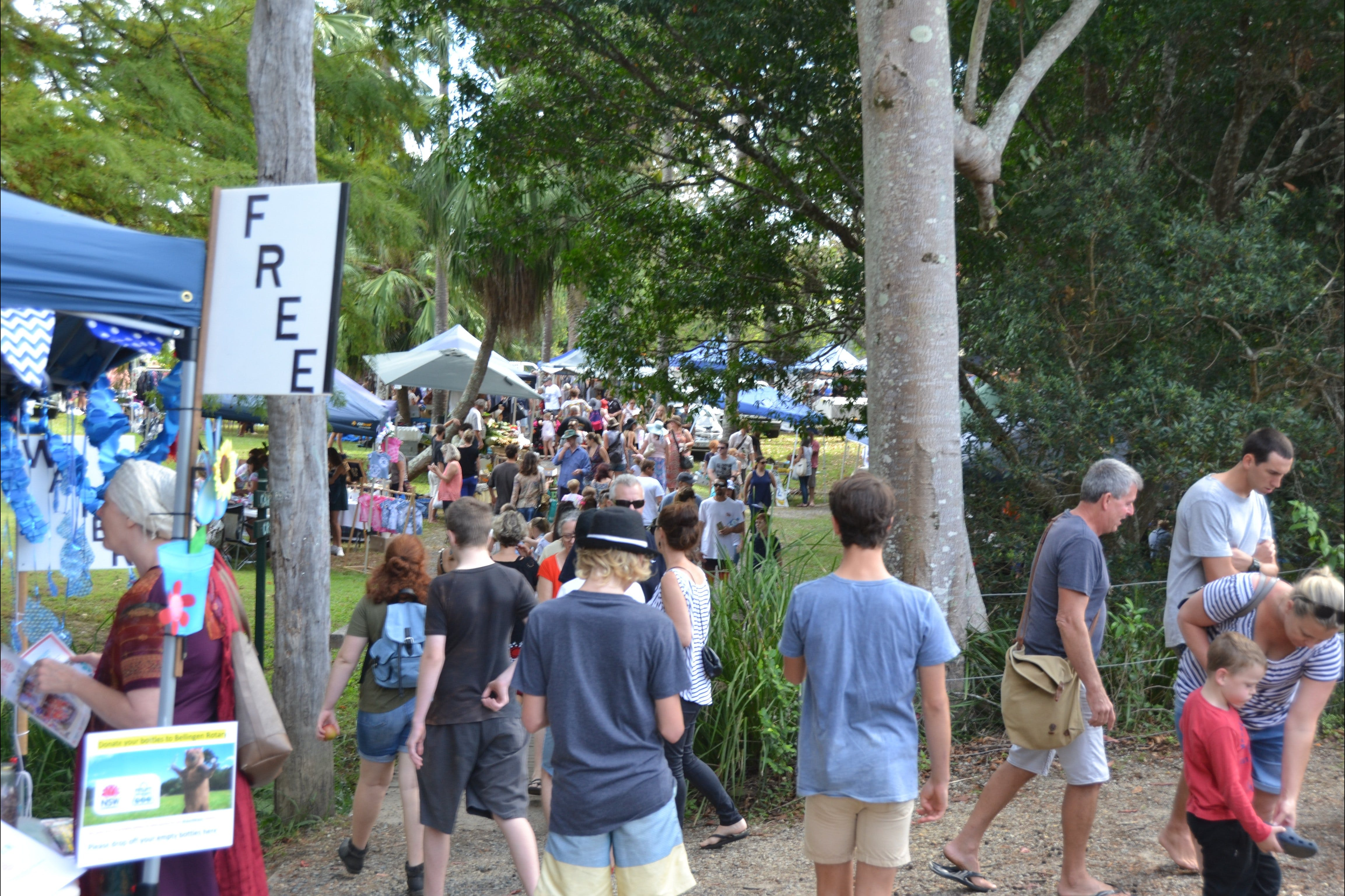 Bellingen Community Markets - Tourism Gold Coast