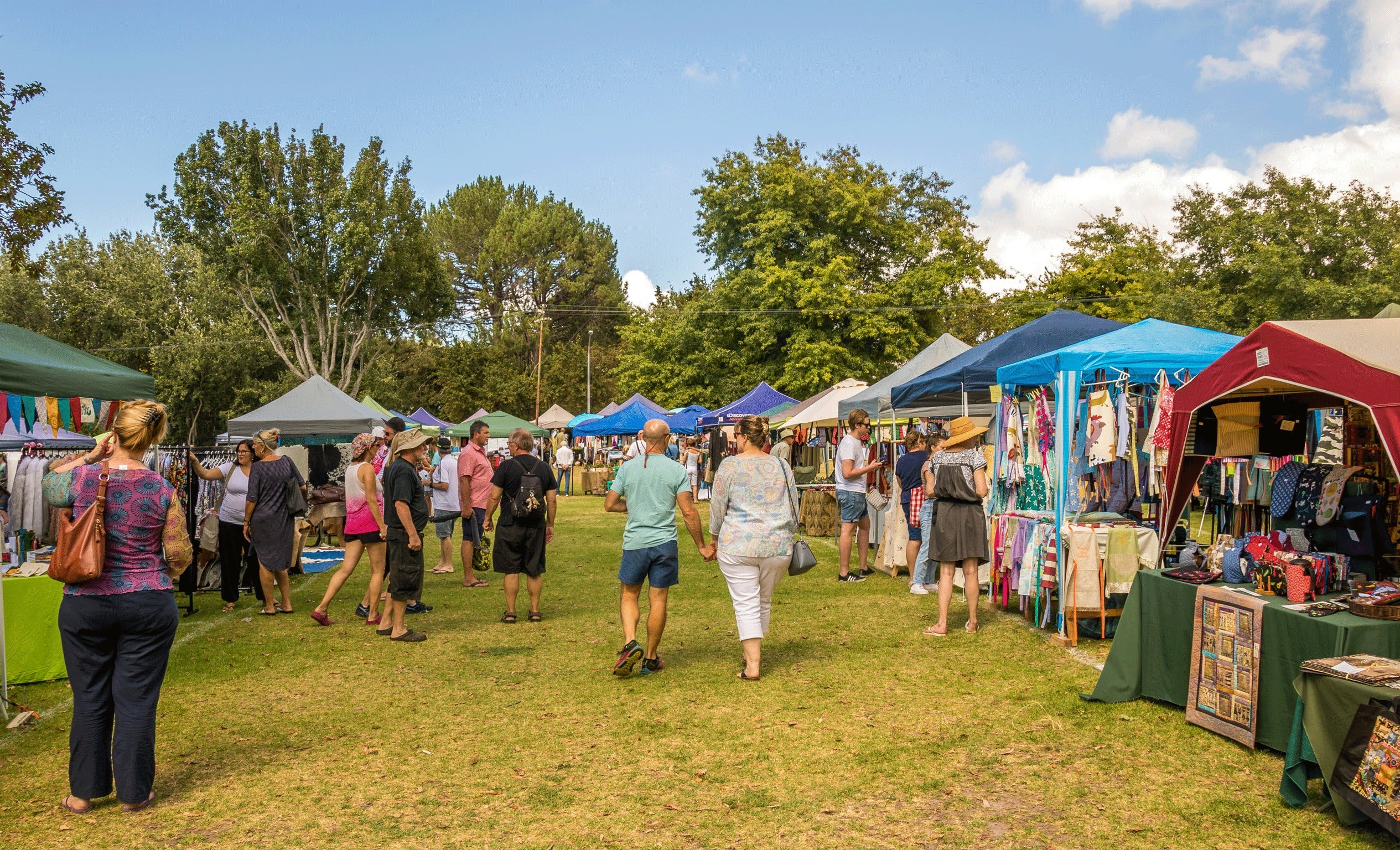 Biloela Markets in the Park - Tourism Gold Coast
