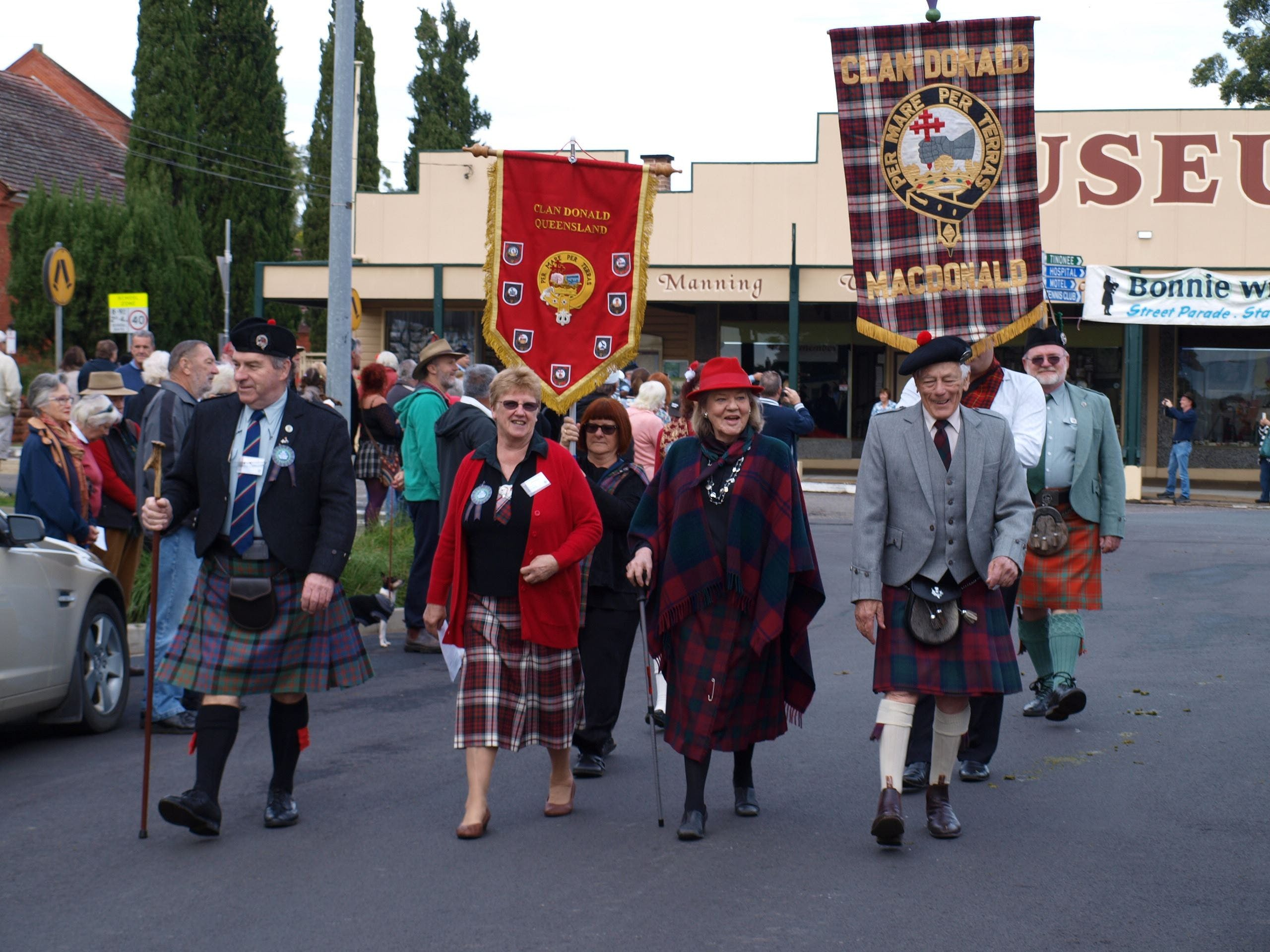Bonnie Wingham Scottish Festival - Tourism Gold Coast