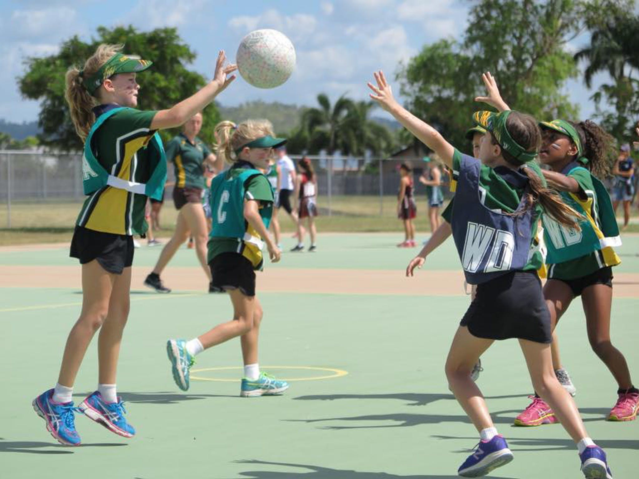 Burdekin Junior Netball Carnival - Tourism Gold Coast