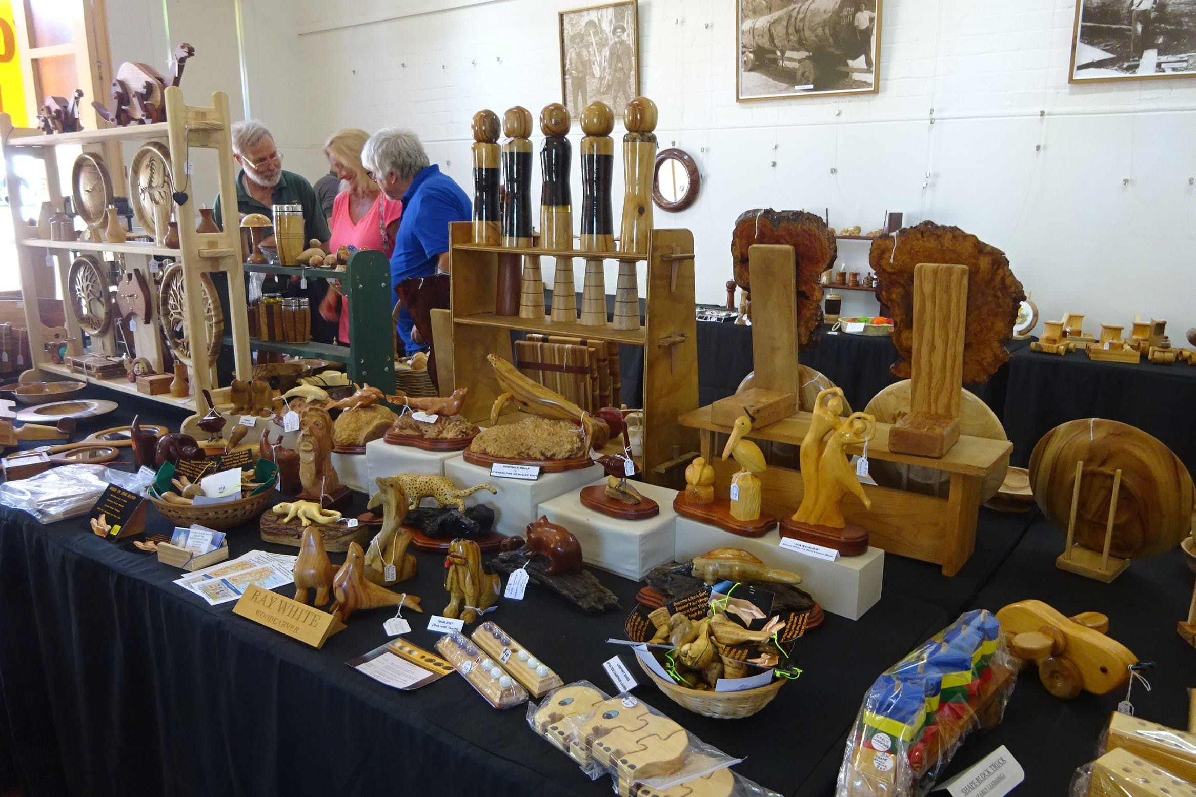Kiama Woodcraft Group - Exhibition and Sales - Tourism Gold Coast