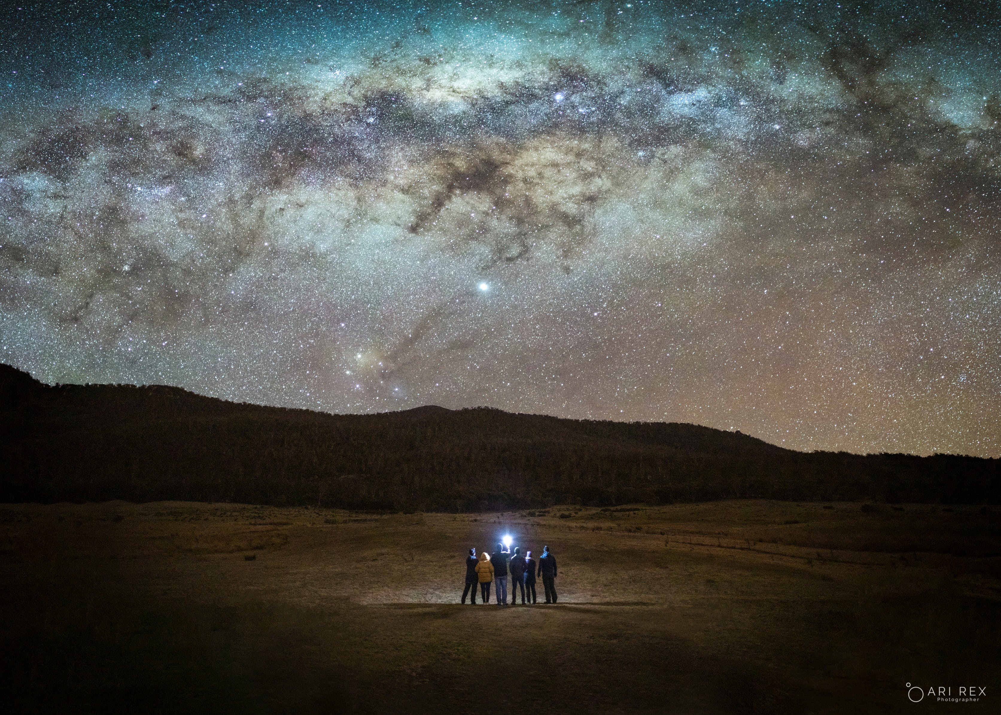Milky Way Photography Workshop with Ari Rex - Tourism Gold Coast