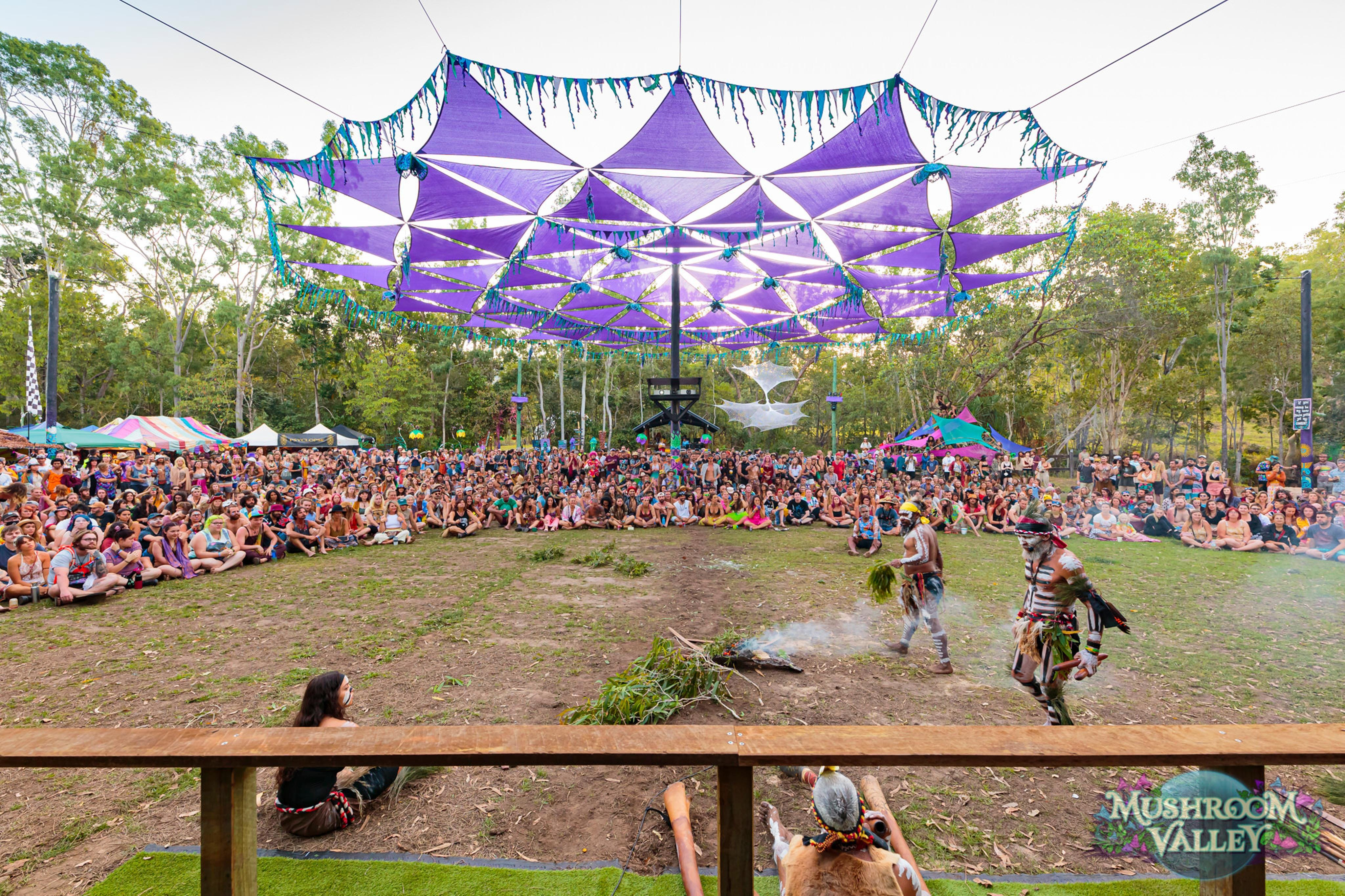 Mushroom Valley Festival - Tourism Gold Coast