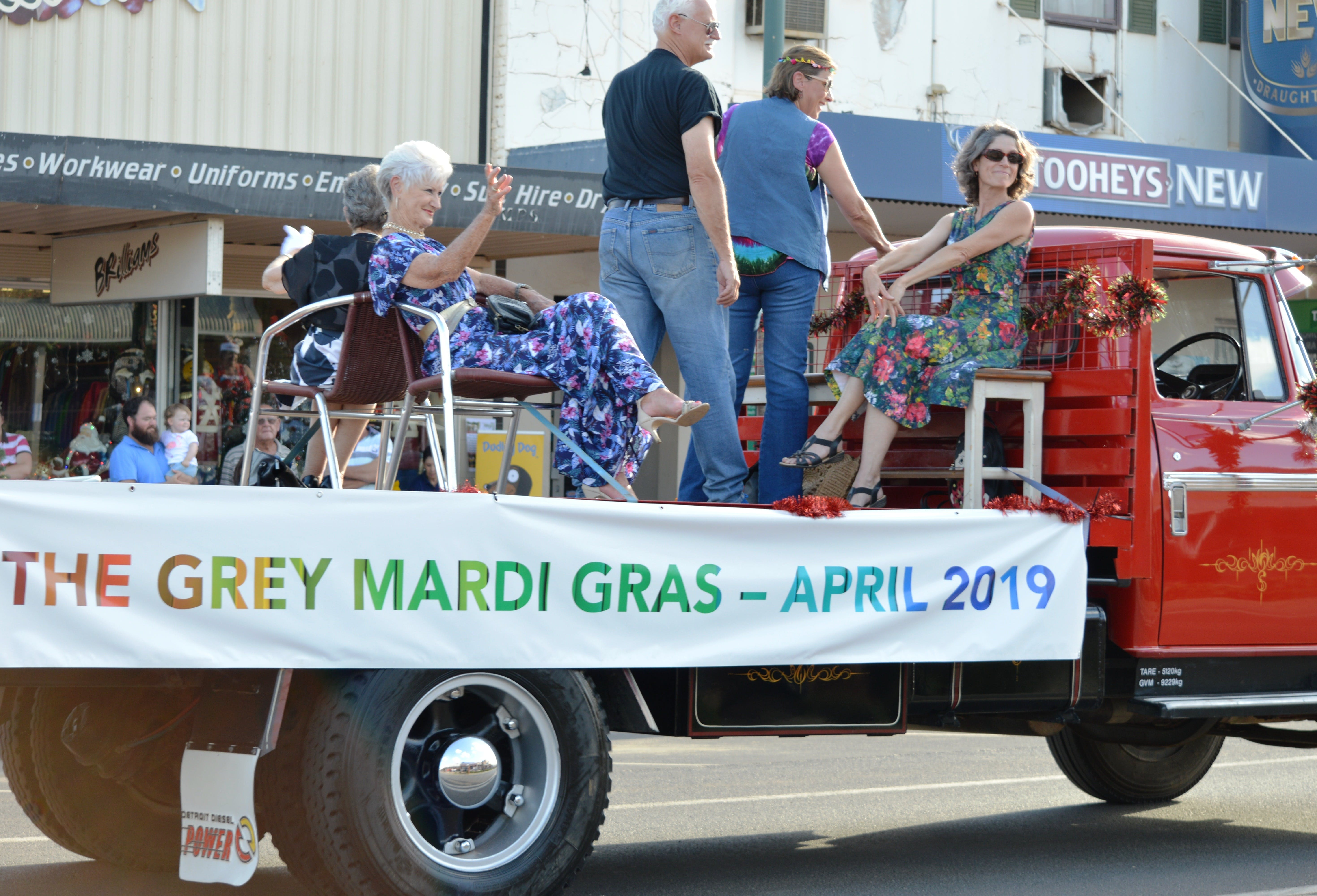 The Grey Mardi Gras - Tourism Gold Coast