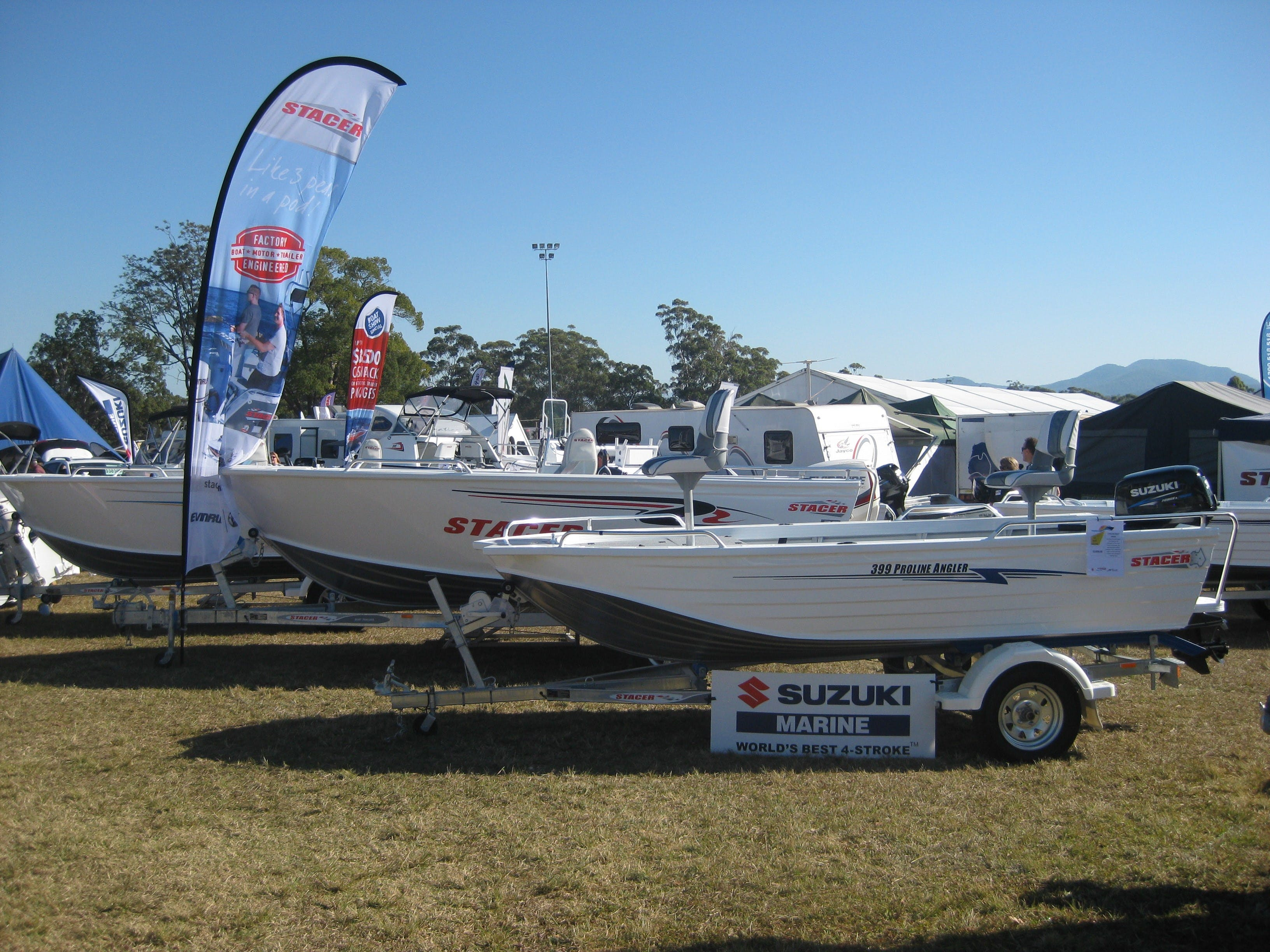 Mid North Coast Caravan Camping 4WD Fish and Boat Show - Tourism Gold Coast