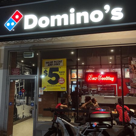 Domino's Pizza - Tourism Gold Coast