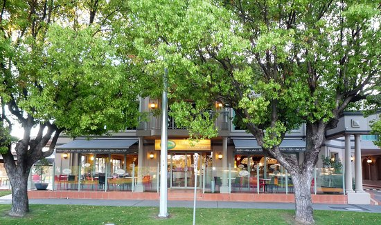 The Parklake Cafe-Bar-Restaurant - Tourism Gold Coast