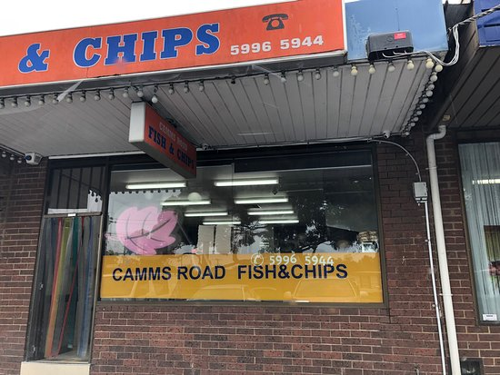 Camms Rd Fish  Chips - Tourism Gold Coast