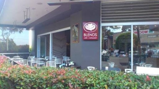 Blends Cafe and Restaurant - Tourism Gold Coast