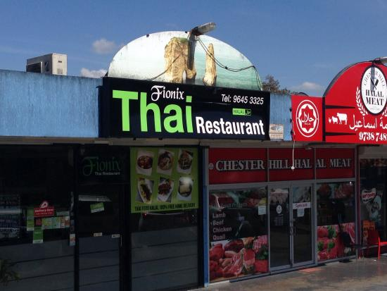 Fionix Thai - Tourism Gold Coast