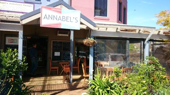 Annabel's Cafe - Tourism Gold Coast