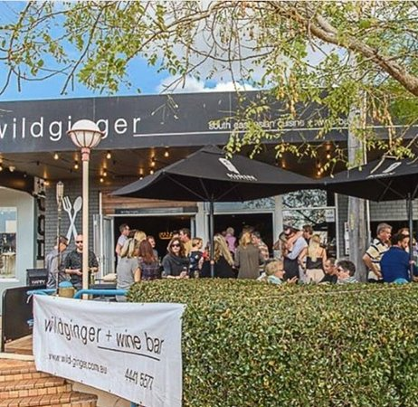 Wild Ginger - Tourism Gold Coast