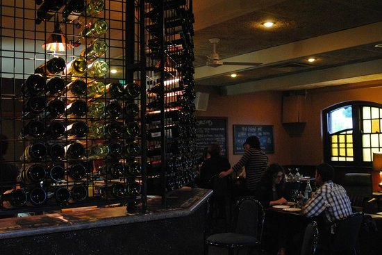 Red Grapevine Restaurant  Bar - Tourism Gold Coast