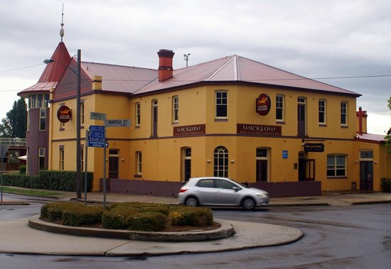 Wicklow Hotel - Tourism Gold Coast